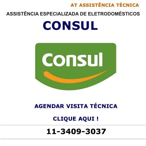 Agendar visita técnica Consul