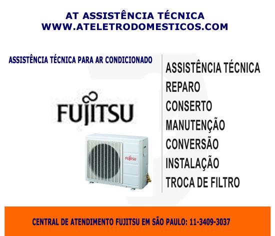 assistencia-ar-condicionado-fujitsu