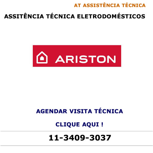Ariston Agendar Visita Técnica Ariston