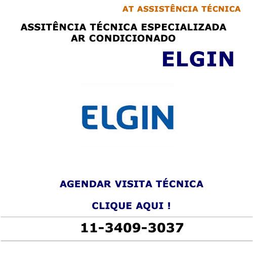 Agendar Visita Técnica Ar Condicionado Elgin