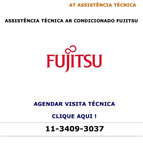 Agendar visita técnica Fujitsu
