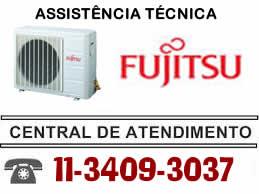 Ar condicionado Fujitsu instalacao, conserto e manutencao