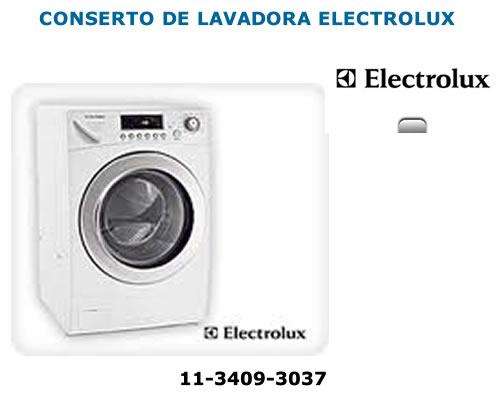 Conserto lavadora Electrolux