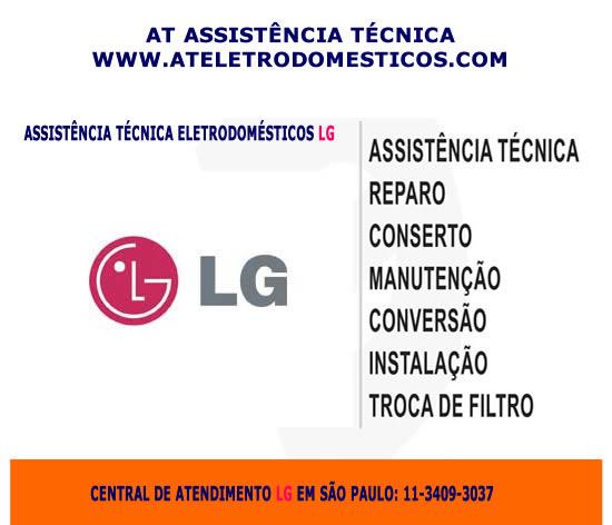 Assistência técnica de máquina lava e seca Lg conserto